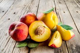 Peach - Pesticides multiresidues